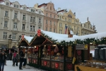 Christmas Market at Staromestske