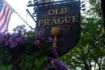 Old Prague Sign