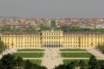 The Palace and Vienna Skyline