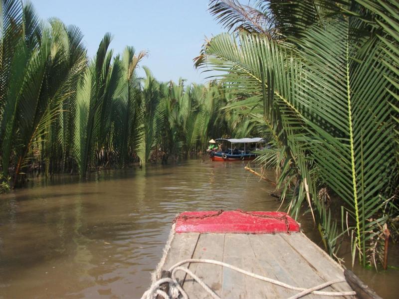 Дельта реки меконг фото 1